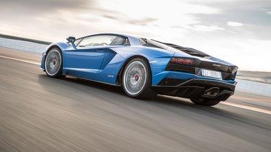 Une future petite Lamborghini face aux McLaren 540C et Ferrari Dino ?