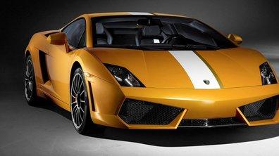 Salon Francfort 2009 : Lamborghini Gallardo LP 550-2