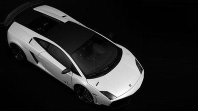 La Lamborghini Gallardo LP570-4 SV fait face à la concurence