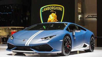 Salon Genève 2016 : Lamborghini Huracan Avio, la puissance discrète