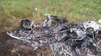 Insolite : Une Lamborghini Huracan réduite en cendres en Hongrie