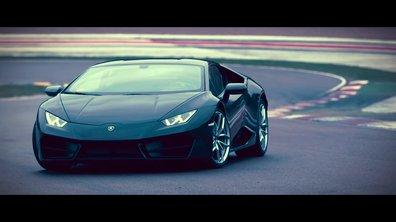 Lamborghini Huracan LP 580-2 : présentation officielle sur le circuit d'Imola