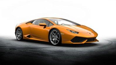 Lamborghini Huracan LP 610-4 2014 : déjà 700 commandes !