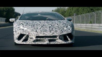 Record pour la Lamborghini Huracan Performante au Nürburgring