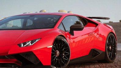 Design : il imagine la future Lamborghini Huracan Superleggera