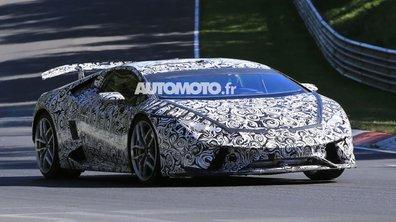 Scoop : la Lamborghini Huracán Superleggera surprise sur le Nürburgring