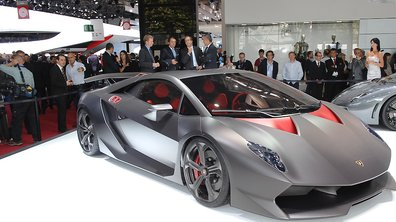 Lamborghini Sesto Elemento : déjà en occasion à 1,6 million d'euro !