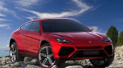 Lamborghini Urus Concept : premières photos !