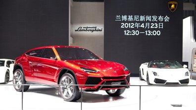 Lamborghini Urus : le super-SUV confirmé pour 2017