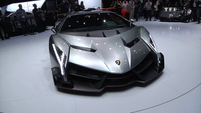 Salon de Genève 2013 : le Top 3 des Supercars