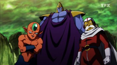 Dragon ball super - EP 117 - L'amour vaincra-t-il ? Les cyborgs contre l'univers 2 !