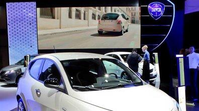 Salon de Francfort 2015 : La Lancia Ypsilon prend un coup de jeune !