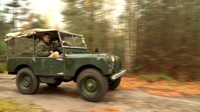 Teaser : Automoto rend hommage au Land Rover Defender ce 13 décembre 2015