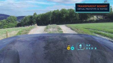 Insolite : Land Rover crée le capot transparent