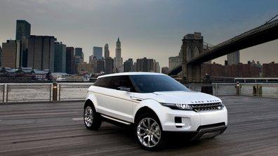 Land Rover LRX : le concept sera mis sur le marché en 2011