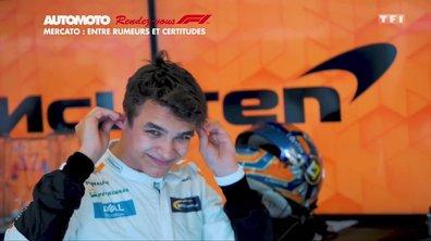 Rendez- vous F1 - Mercato : entres rumeurs et certitudes !