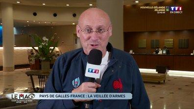 "Bernard Laporte : ""Moi, j'y crois"""