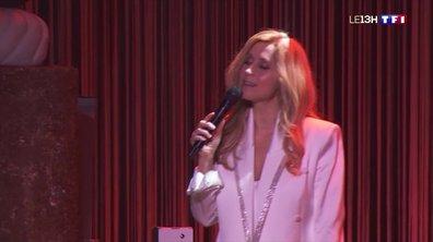 Lara Fabian a fêté ses 50 ans à Bruxelles avec ses fans