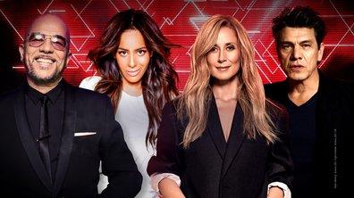 Lara Fabian, Amel Bent, Marc Lavoine et Pascal Obispo : les 4 NOUVEAUX COACHS de The Voice