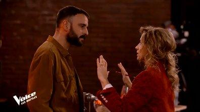 """THE VOICE 2020 - Lara Fabian en plein doute : """"Est ce qu'on s'est planté sur le choix de la chanson ?"""""""