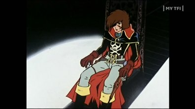 Albator, le corsaire de l'espace - S01 E08 - L'Armada royale