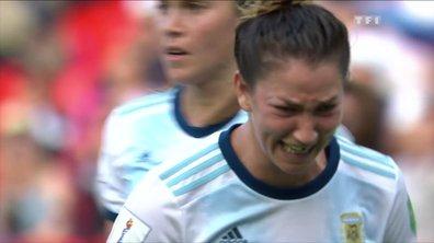 Coupe du Monde : L'Argentine tient tête au Japon  (0-0)