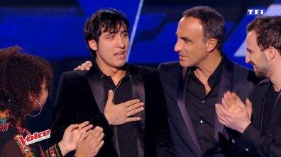 Replay : Les larmes de Vincent Vinel et Florent Pagny, Marvin Dupré volé, ce qu'il ne fallait pas rater