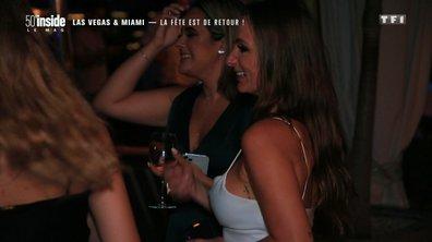 Las Vegas et Miami : la fête est de retour !
