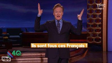 Les Lates Show US totalement love d'Emmanuel Macron