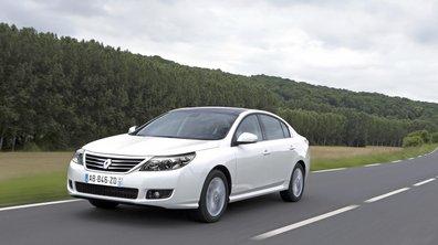 Renault Latitude, objectif haut de gamme pour le losange