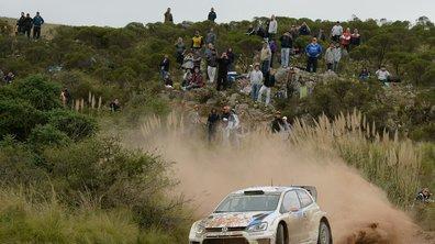 WRC - Rallye d'Argentine 2014 : Latvala solide leader