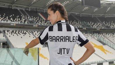 VIDEO Italie: la recrue sexy de la Juventus