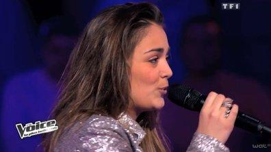 The Voice-Battles: c'est OK pour Laura Chab' face à Claire!