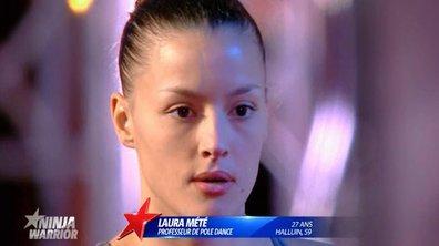 Ninja Warrior : Laura Mete, une séductrice part au combat