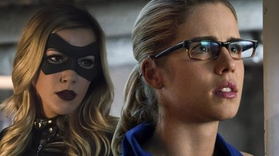 Arrow : Katie Cassidy et Emily Bett accros au sport!