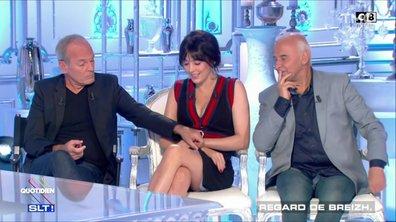 """Laurent Baffie / Nolwenn Leroy : la """"blague"""" douteuse"""