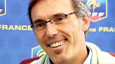 Laurent Blanc : après le succès des Bleus en Angleterre, il pense déjà au Brésil !