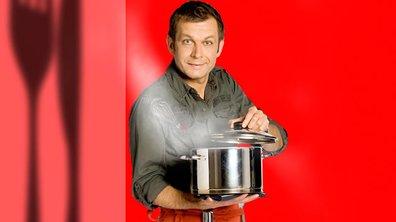 """Laurent Mariotte : """"Transmettre du plaisir en cuisine... et en télé"""" - Les petits plats dans les grands"""