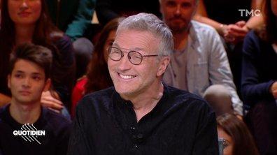 """Laurent Ruquier : """"Charles Consigny est plutôt sage, ça nous évite des buzz inutiles"""""""