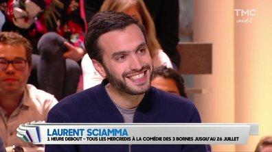 Laurent Sciamma, rencontre avec un optimiste contrarié