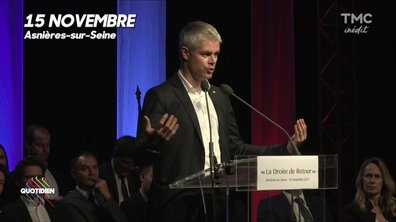 Meeting de Wauquiez : « il n'y aura jamais d'alliance avec le FN »