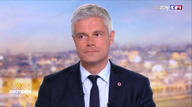 Laurent Wauquiez : pour sa démission, on a eu droit à du GRAND Bullshito