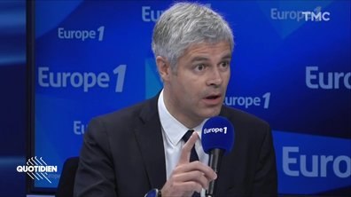 Laurent Wauquiez ou la technique de l'esquive
