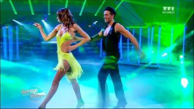 Danse avec les Stars 4 : excellente entrée en matière pour Laury Thilleman