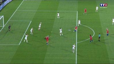 Angleterre - USA (1 - 1) : Voir l'occasion de Lavelle en vidéo