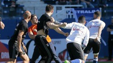 Bastia-OL: plusieurs plaintes déposées, le club corse dans la tourmente