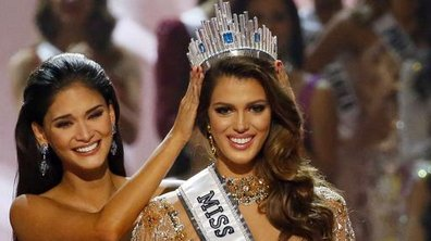 Iris Mittenaere élue Miss Univers 2016 !