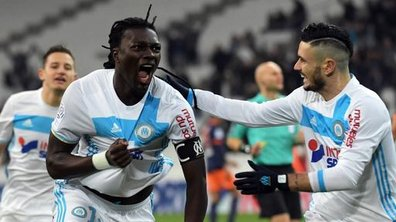 Ligue 1 : Gomis et Evra donnent 3 points à Marseille contre Nice !