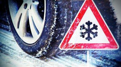 Alerte Neige/Verglas sur 20 départements : Prudence sur les routes !