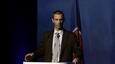 "UEFA:  Alexsander Ceferin propose une ""taxe de luxe"""